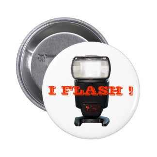 Flash Pin Redondo De 2 Pulgadas