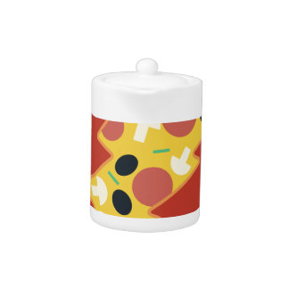 Flash Pizza Teapot