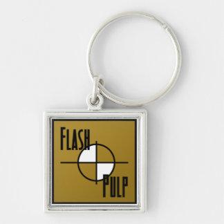 Flash Pulp Key Chain