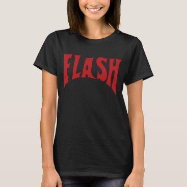 Flash Retro 80`s Camp Movie Freddie Mercury Queen T-Shirt