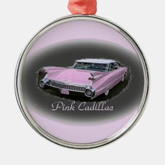 Flash rosado de Cadillac Ornamento Para Reyes Magos