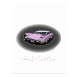 Flash rosado de Cadillac Postales
