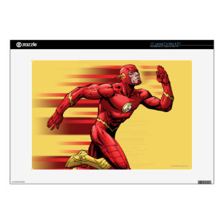 "Flash Running 15"" Laptop Skin"