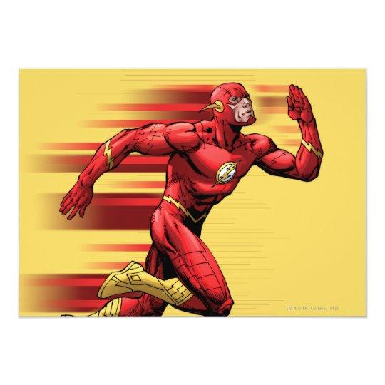 Flash Running Card
