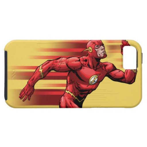 Flash Running iPhone SE/5/5s Case