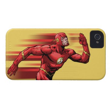 Flash Running iPhone 4 Case