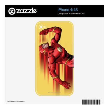 Flash Running Decal For The iPhone 4S