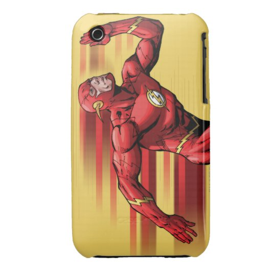 Flash Running iPhone 3 Cover