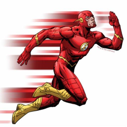 Flash Running Standing Photo Sculpture   Zazzle