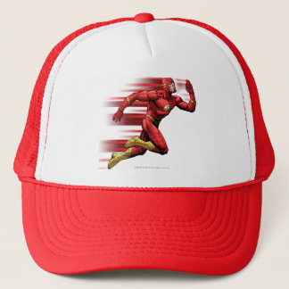 Flash Running Trucker Hat