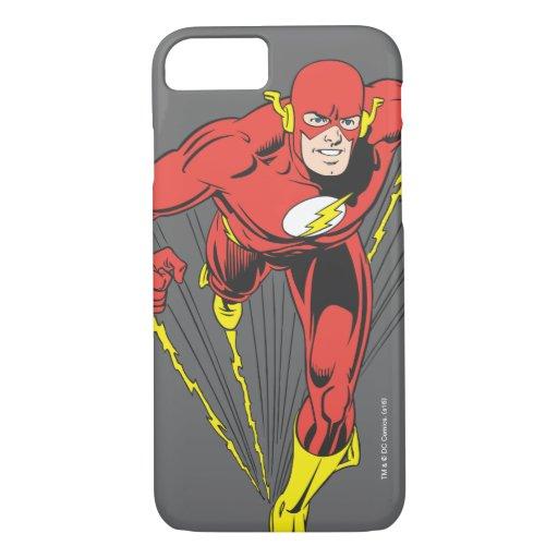 Flash Runs Forward iPhone 8/7 Case