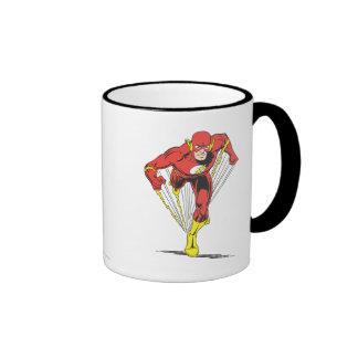 Flash Runs Forward Coffee Mugs