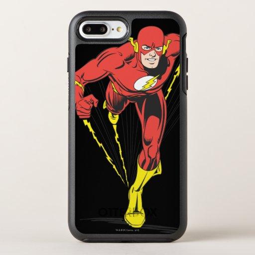Flash Runs Forward OtterBox Symmetry iPhone 8 Plus/7 Plus Case