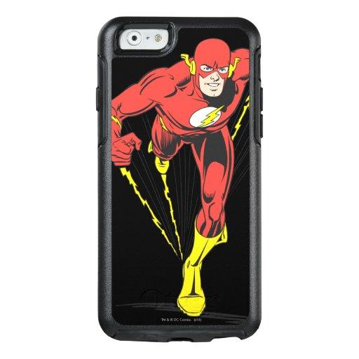 Flash Runs Forward OtterBox iPhone 6/6s Case