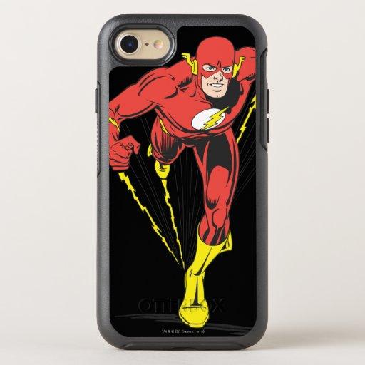 Flash Runs Forward OtterBox Symmetry iPhone 8/7 Case