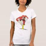 Flash Runs Forward Tee Shirt