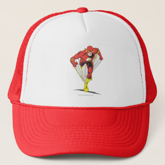 Flash Runs Forward Trucker Hat