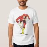 Flash Runs Forward Tshirts