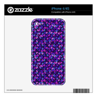 Flash Decal For iPhone 4