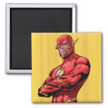 Flash Standing 2 Inch Square Magnet
