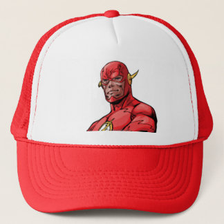 Flash Standing Trucker Hat