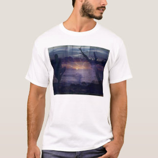Flash Sunset #1 (app) T-Shirt