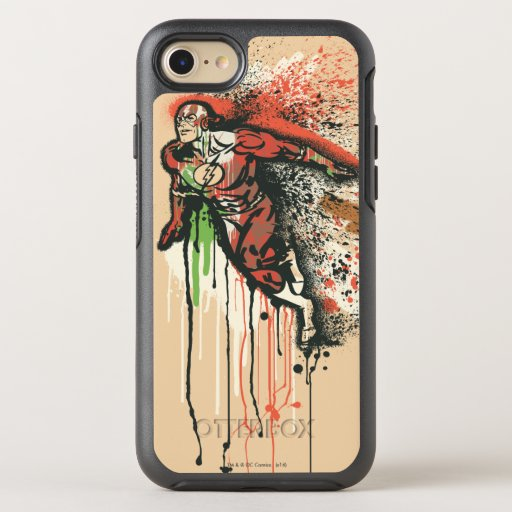 Flash - Twisted Innocence Poster Color OtterBox Symmetry iPhone 8/7 Case