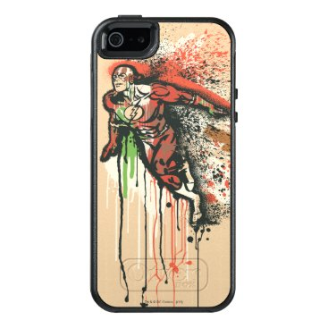 Flash - Twisted Innocence Poster Color OtterBox iPhone 5/5s/SE Case