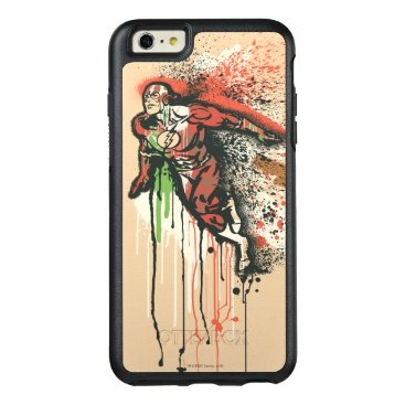 Flash - Twisted Innocence Poster Color OtterBox iPhone 6/6s Plus Case
