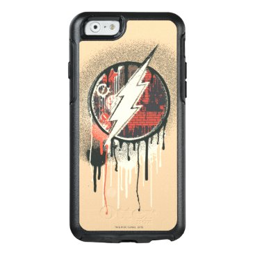 Flash - Twisted Innocence Symbol 2 OtterBox iPhone 6/6s Case