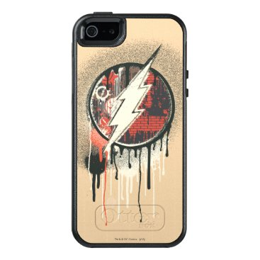 Flash - Twisted Innocence Symbol 2 OtterBox iPhone 5/5s/SE Case