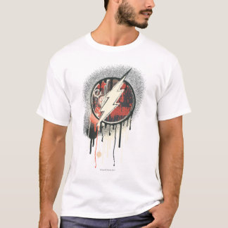 Flash - Twisted Innocence Symbol T-Shirt