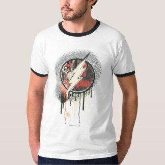 Flash - Twisted Innocence Symbol T-Shirt