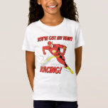Flash - You've Got My Heart Racing Valentine T-Shirt