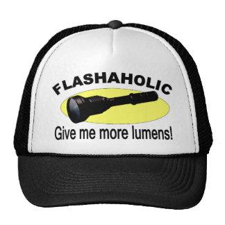 Flashaholic Hat