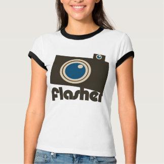 Flasher Photographer humor T-Shirt