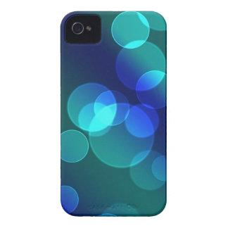 Flashing Lights iPhone 4 Case-Mate Case