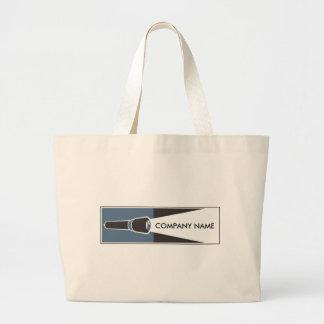 Flashlight Customizable Bag