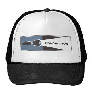 Flashlight Customizable Hat