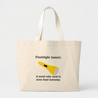 Flashlight definition funny t-shirts and more. tote bags