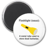 Flashlight definition funny t-shirts and more. refrigerator magnet