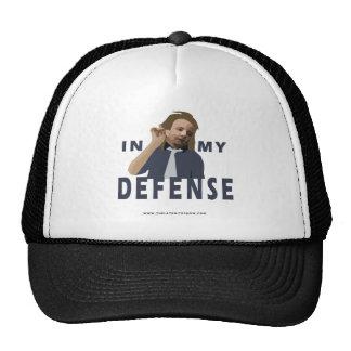 Flashman - In My Defense... Trucker Hat