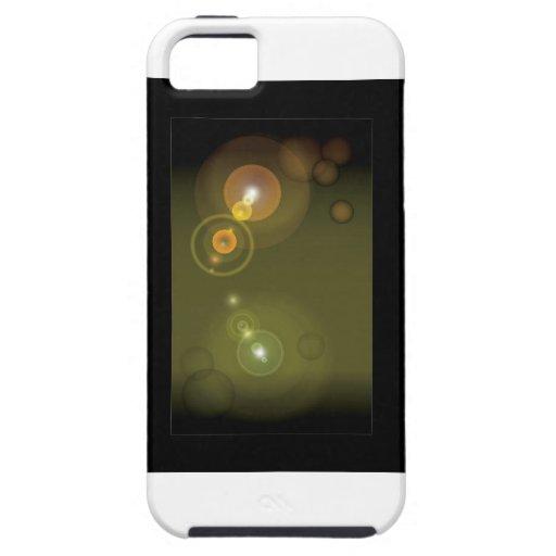 Flashy Background - 1 iPhone SE/5/5s Case