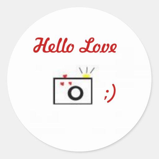 Flashy Camera Sticker