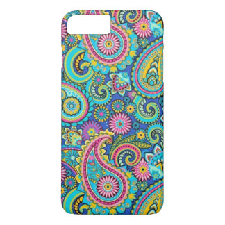 flashy colored abstract texture iPhone 8 plus/7 plus case