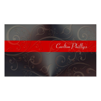 Flashy Marketing Consultant business cards