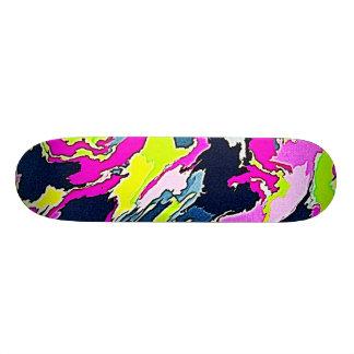 Flashy September (C) Skate Board Deck