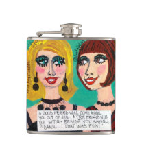 Flask-A good friend will come and bail you out of Flask