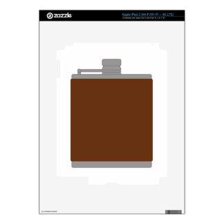 Flask iPad 3 Skin