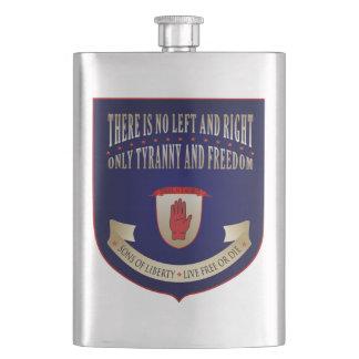 flask Uslter_Sons Live Free or Die
